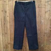 90's Dickies Work Pants NAVY  W : 34