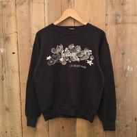 90's Seabed Printed Sweatshirt