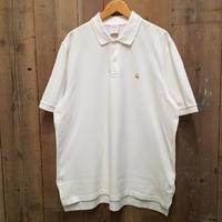 Brooks Brothers Poloshirt WHITE SIZE : L