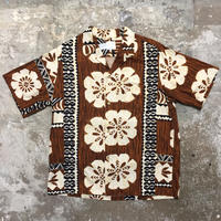 80's Cotton Aloha Shirt