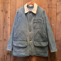 ~90's L.L.Bean Denim Hunting Jacket