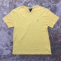 Polo Ralph Lauren S/S Tee YELLOW SIZE M #2