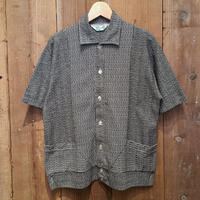 50's Rosati Cotton Knit Shirt