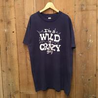 ~80's Hanes Wild & Crazy Tee