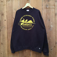 ~90's DISCUS ATHLETIC Knights Sweatshirt