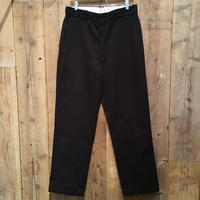 90's~ Dickies Work Pants BLACK W 36