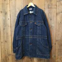 70's Levi's Denim Bush Jacket