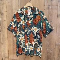 90's Hilo Hattie Rayon Aloha Shirt