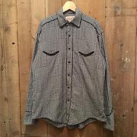 Rockmount Light Flannel Western Shirt