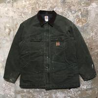 90's Carhartt Traditional Coat GREEN