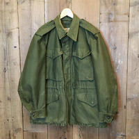 50's U.S.ARMY M-51 Field Jacket  S-SHORT