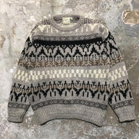 70's Gaeltarra Handloomed Wool Sweater