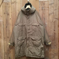 80's L.L.Bean Wool Lined Mountain Parka