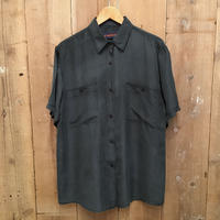 90's~ COREEN Silk Shirt