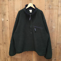 90's L.L.Bean Half Zip Fleece Jacket