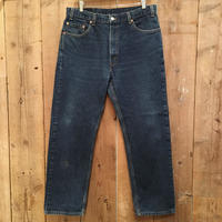 90's Levi's 505 Denim Pants W 36