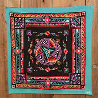 80's~ Native Printed Bandana #49