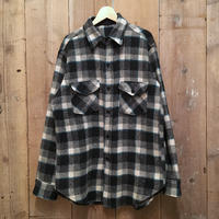 80's~ Unknown Wool Shirt