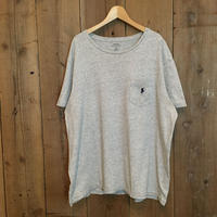 Polo Ralph Lauren Pocket Logo Tee GREY  L