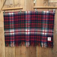 ~70's CURVON Wool Blanket