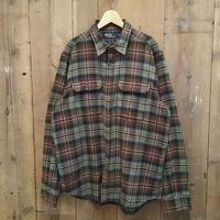 Polo Ralph Lauren Italian Cotton Flannel Shirt