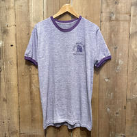 80's Great Smoky Mtns Ringer Tee