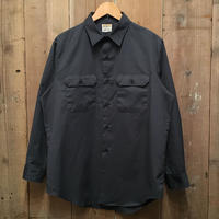 70's BIG MAC Work Shirt CHARCOAL