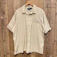 90's Polo Ralph Lauren Cotton Open Collar Shirt