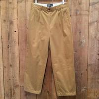 90's~ Polo Ralph Lauren Two Tuck Chino Pants  W : 32