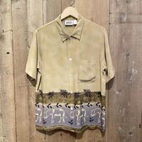 90's~ CHICO'S DESIGN Silk Shirt