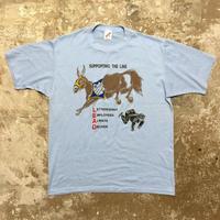 80's JERZEES Donkey Tee
