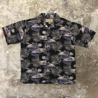 Palm Island Cotton Rayon Open Collar Shirt