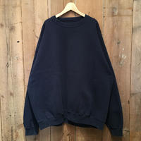 90's~ JANSPORT Plain Sweatshirt NAVY