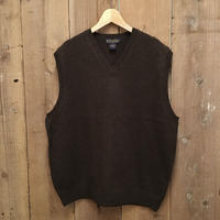 Brooks Brothers Lambs Wool Knit Vest
