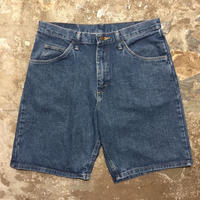 Wrangler Relaxed Fit Denim Shorts W : 33