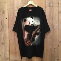 90's~ METAL HEAVEN Panda Tee