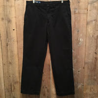 Polo Ralph Lauren Chino Pants BLACK W : 36  #4