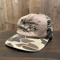 90's Duck Hunter Camo 5Panel Cap