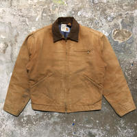 80's Carhartt Detroit Jacket BROWN