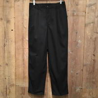 Dickies Two Tuck Work Pants BLACK W : 32