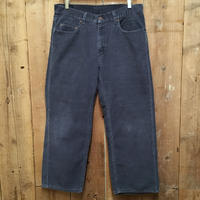 Levi's 569 Corduroy Pants  GREY NAVY W 34