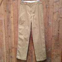 90's Dickies Work Pants KHAKI  W : 34