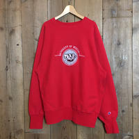 90's Champion Reverse Weave Sweatshirt WISCONSIN