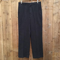 80's~ FARAH Wool  Flannel Slacks  W : 32