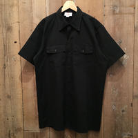 90's Dickies S/S Work Shirt BLACK