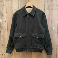 80's~ cacharel Reversible Blouson