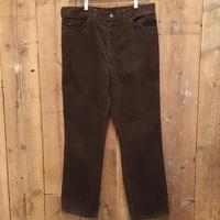 90's Lee 200 Corduroy Pants  W : 35