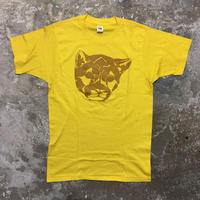 70's FRUIT OF THE LOOM CAT? Tee