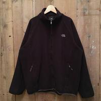 The North Face Fleece Jacket BLACK