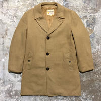 60's Fox Knapp Chesterfield Coat